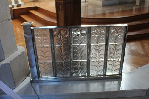 La chapelle Lalique