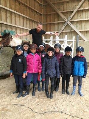 Classes nature et poney, Jour 4