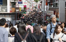 Japon: Un homme fonce en voiture dans la foule à Tokyo et fait neuf blessés
