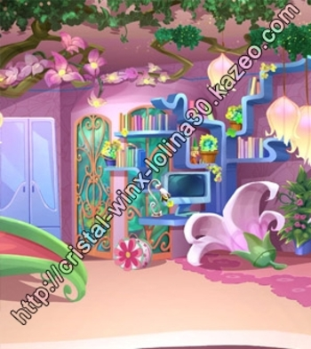Flora chambre S5