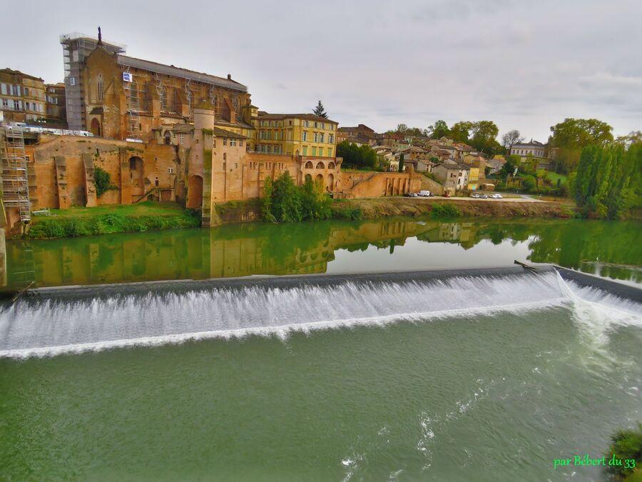 l'abbaye Saint-Michel de Gaillac