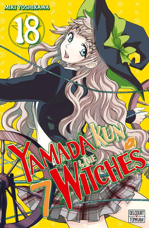 Yamada kun & the 7 witches - Tome 18 - Miki Yoshikawa