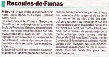 Article de presse Mete048