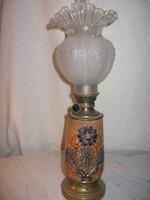 lampes en poterie