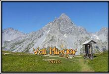 Dans le Val Minger dans les Grisons