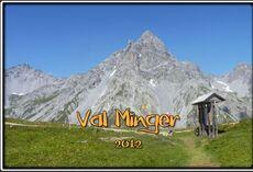 Le Val Minger dans les Grisons en Suisse