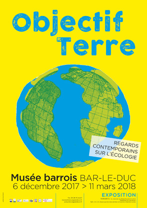 "Exposition ""Objectif Terre"""
