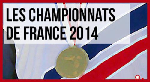 Championnats de France 2014