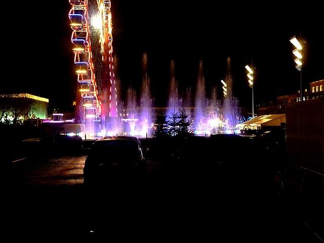 Metz les fontaines Symphoniques 5 Marc de Metz 26 12 2012