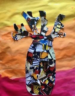 L'Afrique aux couleurs chaudes