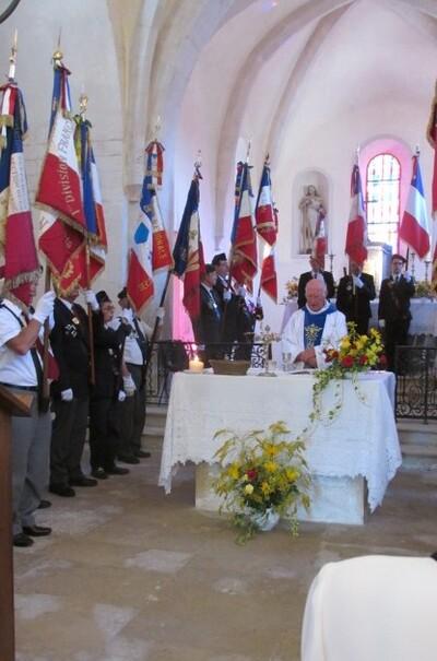 *  8 septembre 2018 - Commémoration de la jonction 1e DFL et 2e DB à Nod-sur-Seine