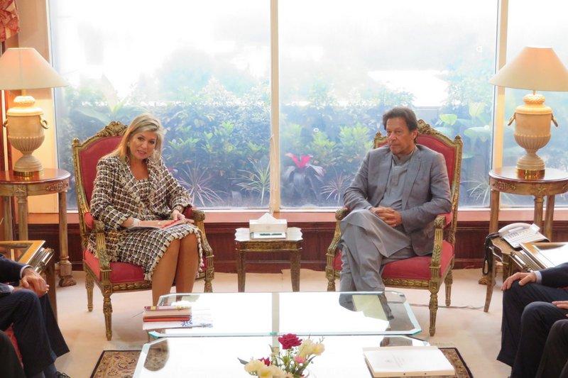 Toujours au Pakistan