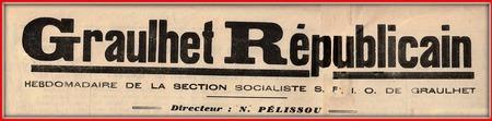 - 10 janvier 1968 : Nuit rouge à Graulhet !