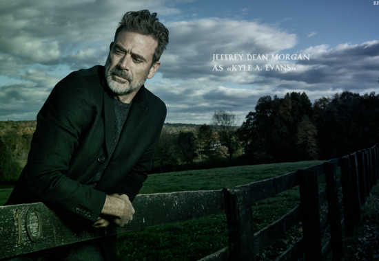 Jeffrey Dean Morgan Sacrifice