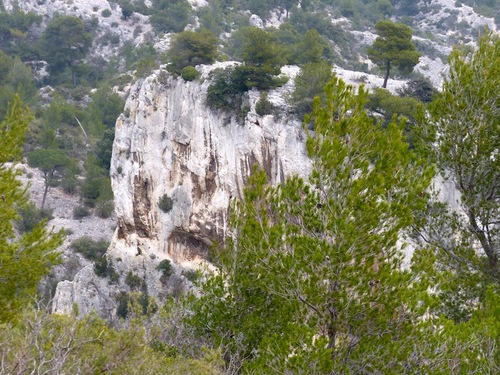 Les balcons de Ceyreste