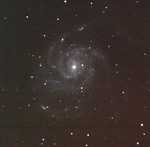 galaxie M101,M101 galaxy,eos 1100d astrodon,intes micro alter m603,leca philippe,philippe leca,synguider