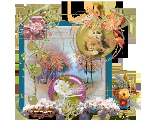 cadeau : un cluster ;la nature est si belle chez Cerise par Jopel