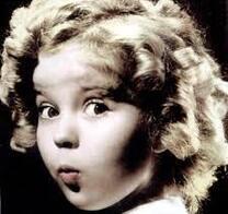 Shirley Temple, petite fille des années 30