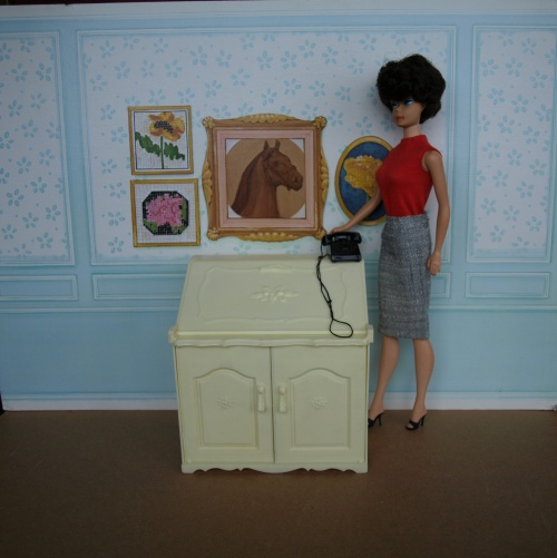 Barbie vintage : Career Girl