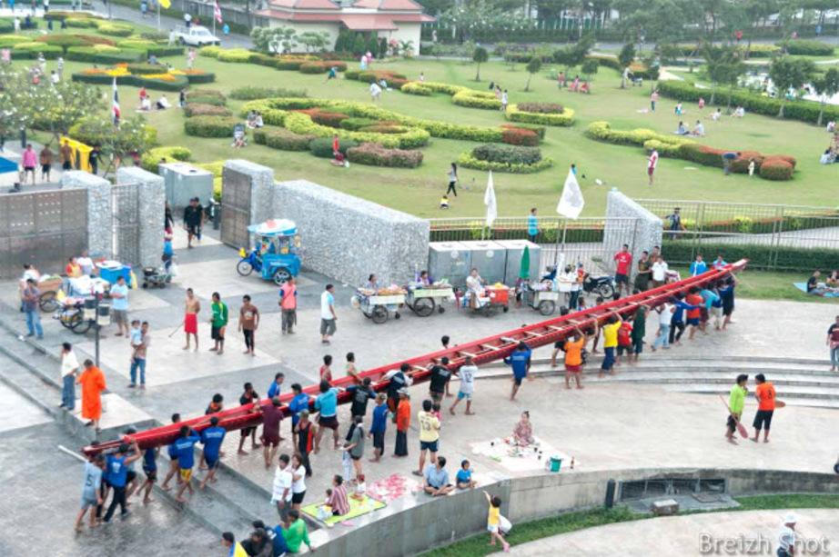 Au rythme du grand fleuve Chao Phraya :  Retour sur terre de la bête de compétition