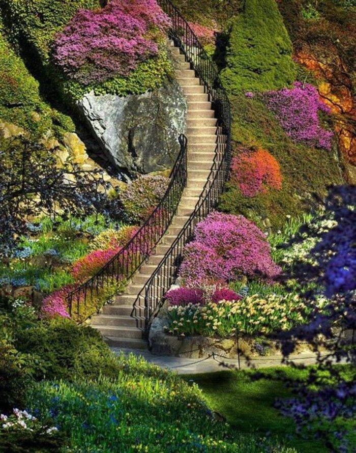 Les 10 Plus Beaux Jardins Du Monde.. - Akia