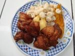 Comida costarricense