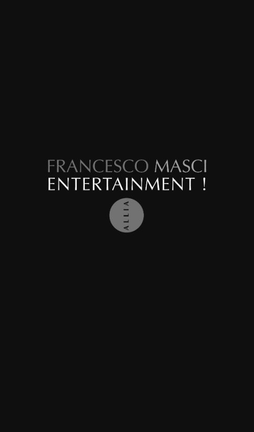 Entertainment couverture cover Masci
