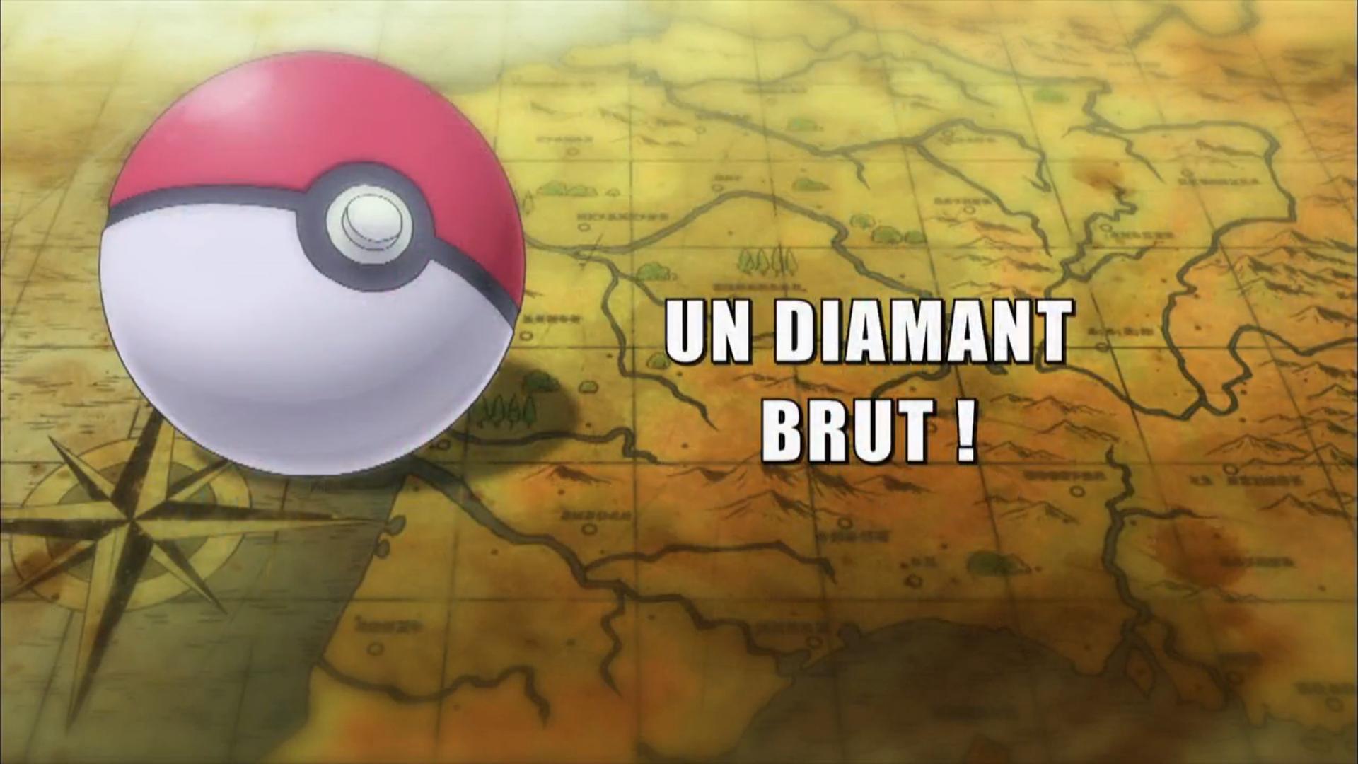 Pokémon - 19x30 - Un diamant brut !