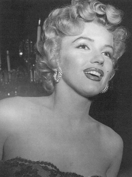 La LEGENDE  MARILYN