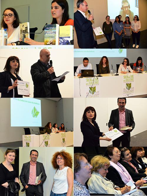 Les Lauréats des Prix 2016