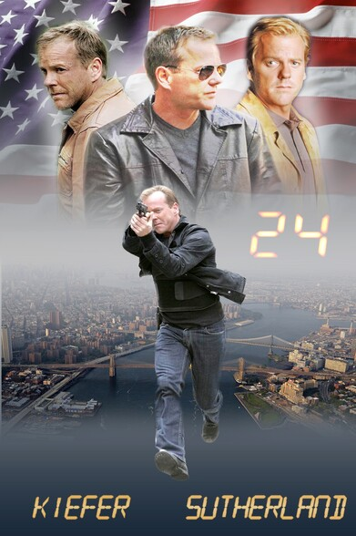 Les 10 ans de la série 24 2001-2011