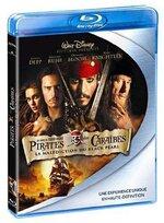 [Blu-ray] Pirates des Caraïbes : La malédiction du Black Pearl