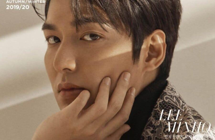 Lee Min Ho La personne, l'acteur... il en parle.