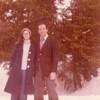 avec ma femme en 75