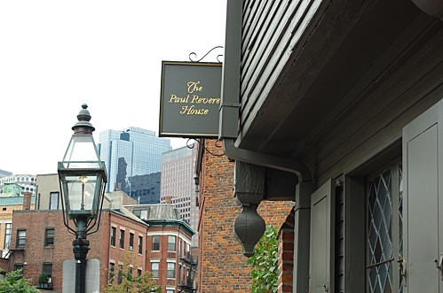 boston 16 - paul revere's house
