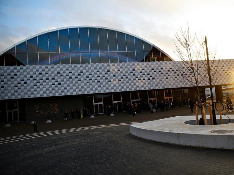 Hallen på Frederiksberg