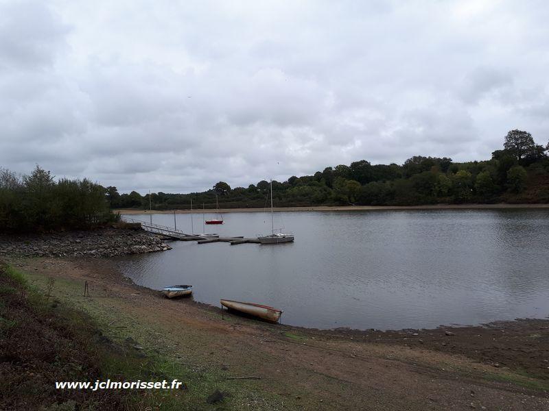 Lac du Jaunay sous un autre angle