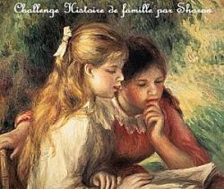 """Challenge """"Une histoire de famille"""""""