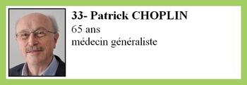 33- Patrick CHOPLIN
