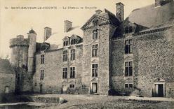 LES REMPARTS DE CROSVILLE-SUR-DOUVE (Manche)