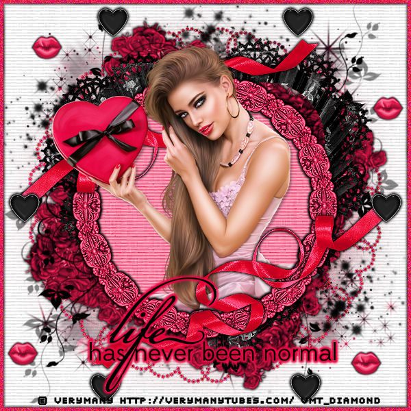 "Tutoriel ""Heart Shaped Box"" de Liligraph"