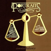 The Portraits - Counterbalance, 13-track CD album (2012) *£10 incl international shipping*
