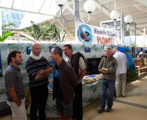 Salon du Tourisme NC 2014 - Cliquer pour agrandir