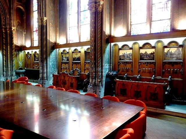 Metz Chapelle de la Congrégation 4 Marc de Metz 14 11 2012