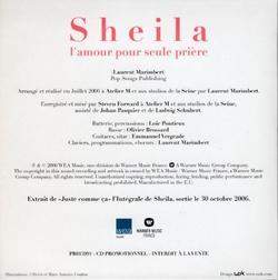L'AMOUR POUR SEULE PRIERE (PROMO)