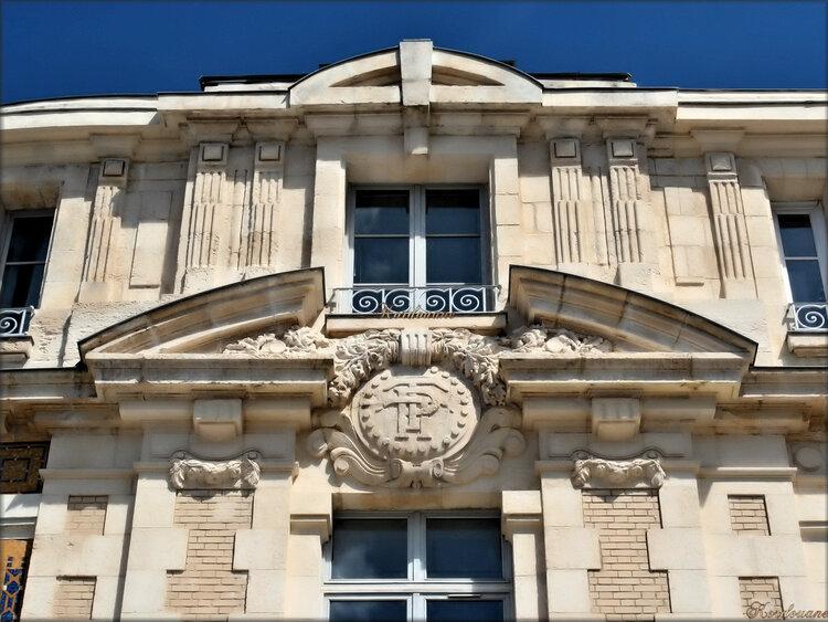 Photo de la poste de la Roche sur Yon (Vendée)