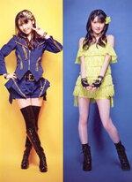 Idol No.1 Magazine Sayumi Michishige Brainstorming/Kimi Sae Nani mo Iranai 2013