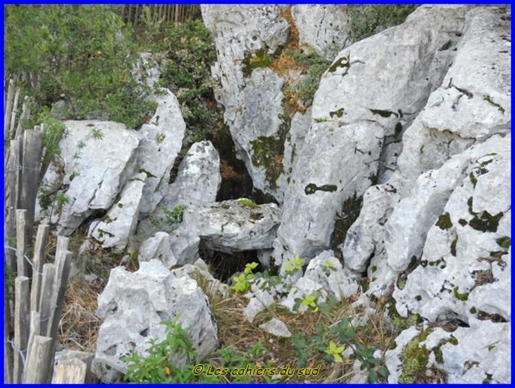 Siou Blanc, la Barralière