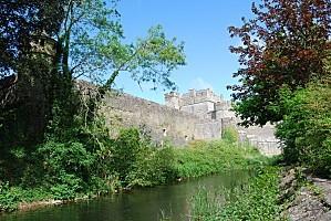 Cahir - visite du Chateau - Irlande - mai 2011 007