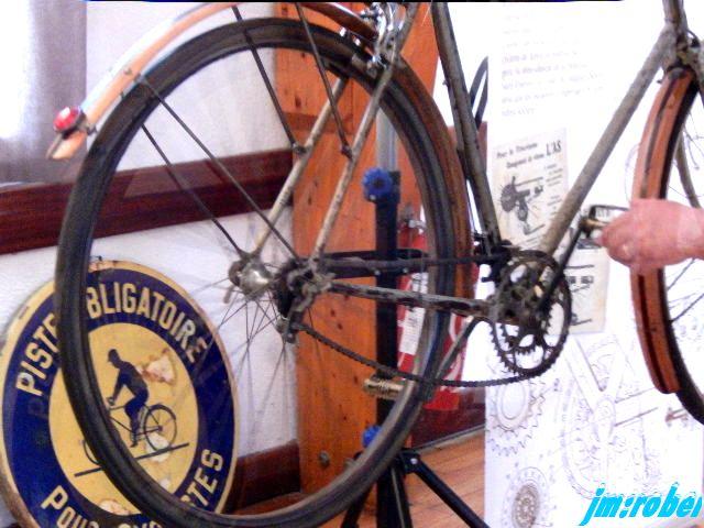 """Royère 87:La Marcel Jourde et les vélos de Jacques   """" 1/2 """""""
